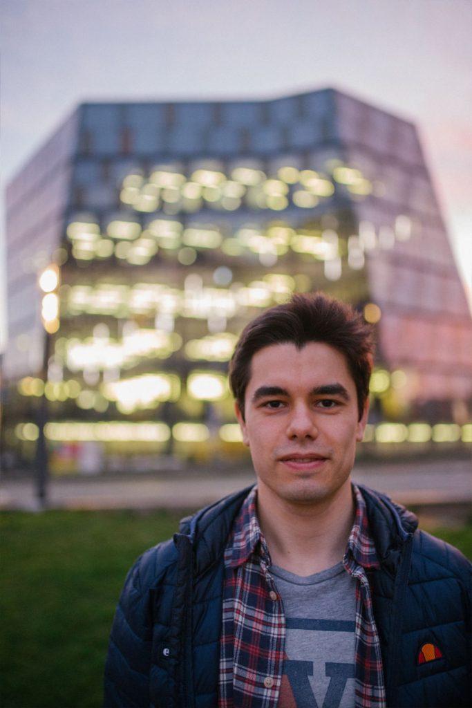 Ein Bild von Felix Wendel