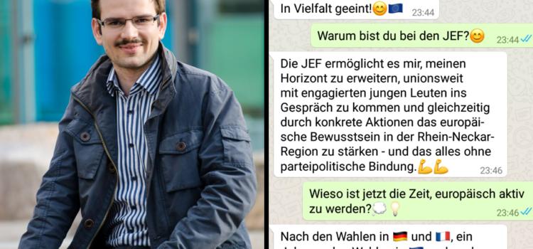 Interview mit Jakob Rauschert