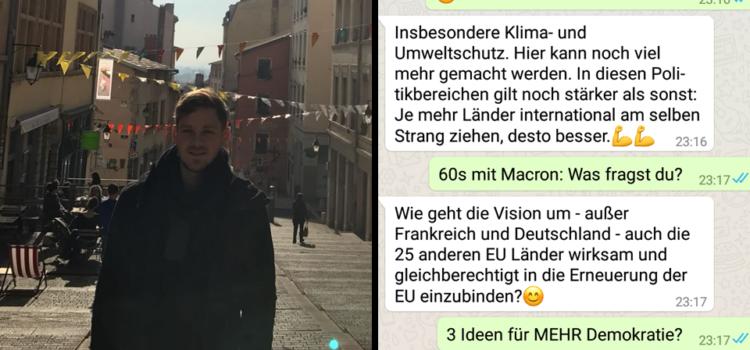Interview mit Leo Schmidt
