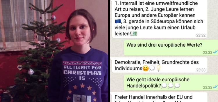Interview mit Carola Hesch