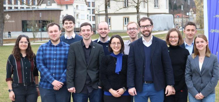 Jan-Philipp Scheu als Beisitzer in den Landesvorstand der Jungen Europäer – JEF Baden-Württemberg gewählt