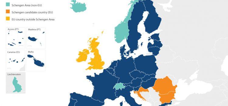 """Junge Europäer – JEF Reutlingen zu 25 Jahre Schengen """"Offene Binnengrenzen machen Europa stark"""""""