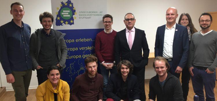 Veranstaltung zur EU-Mobilitätspolitik