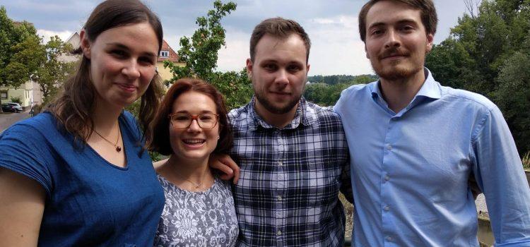 Die JEF-Tübingen beim Landesausschuss 2018