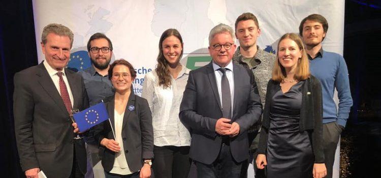 Die JEF-Tübingen beim Landesausschuss 2019