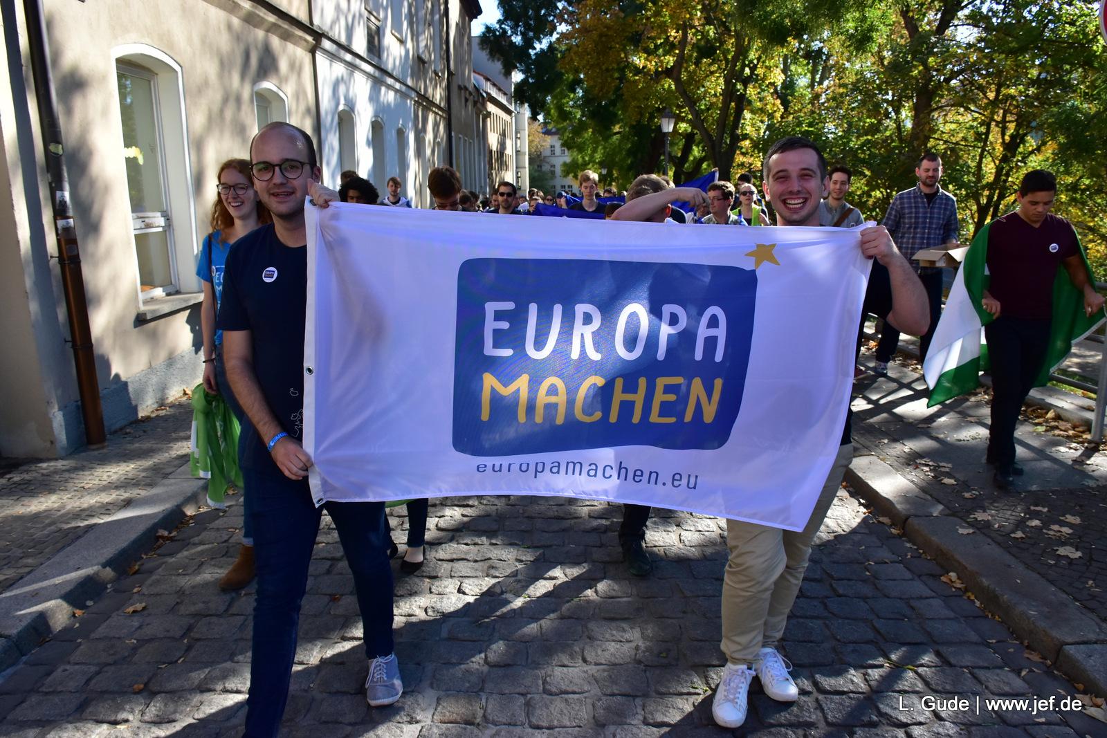#EuropaMachen !